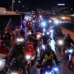 İstanbul'da İHH'dan Azerbaycan'a destek konvoyu