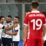 İtalya'nın şakası yok: 6-0