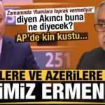 Lefteris Christoforou: Türklere ve Azerilere karşı hepimiz Ermeniyiz!