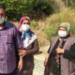 Mahsur kaldıkları Libya'dan kurtarılan 2 Türk işçi ailelerine kavuştu