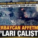 Ermeniler ateşkesi bozduğuna bin pişman oldu! Azerbaycan affetmedi, SİHA'ları çalıştırdılar