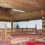 Tek çivi çakılmadan yapılan cami 354 yıldır ayakta