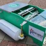TEKNOFEST'ten ikincilikle döndü: Su yüzeyini temizleyen robot