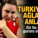 Türkiye'yi ağlatan anlar!