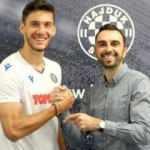 Umut Nayir resmen Hajduk Split'te!