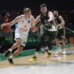 UNICS Kazan - Bahçeşehir Koleji maçında hakem hatası
