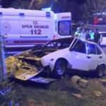 Kahramanmaraş'ta trafik kazası: 1'i çocuk 3 yaralı