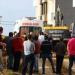 Cezaevi inşaatında toprak altında kalan işçi hayatını kaybetti