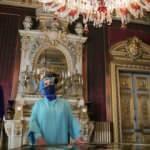 Emine Erdoğan ile Olena Zelenska Dolmabahçe Sarayı'nı ziyaret etti