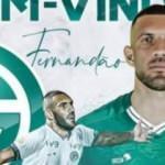 Fernandao, Goias'a transfer oldu