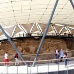 Göbeklitepe'de 2021 yılında ziyaretçi rekoru hedefi
