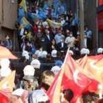 HDP'li milletvekilleri, Şırnaklı kadınların teröre tepki eylemini engellemek istedi