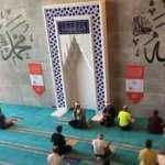 Her ayın 15'inde 251 Hatim Programı Şuheda Camii'nde yapıldı