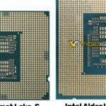 Intel'in 12. nesil Alder Lake işlemcileri görüntülendi