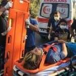 İşçi midibüsü devrildi: Çok sayıda ölü ve yaralı var