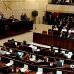 İsrail parlamentosu 'ihanet' anlaşmasını oyladı!