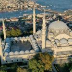 İstanbul'un mührü, Mimar Sinan'ın 'kalfalık eseri' Süleymaniye Külliyesi