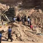 Kahramanmaraş'ta inşaat alanında toprak kayması sonucu 2 işçi öldü