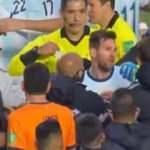 Messi küfür etti! Ortalık karıştı