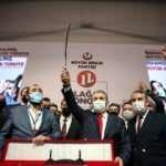 Mustafa Destici, BBP Genel Başkanlığına yeniden seçildi