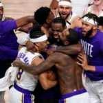 NBA'de şampiyon belli oldu! Lebron James basketbol tarihine geçti