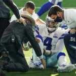 NFL'de korkunç sakatlık!