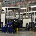 Otobüs, minibüs ve midibüs ihracatı 1 milyar doları aştı
