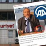 Cumhuriyet Gazetesi'nin AA'ya çamur atan haberi için mahkeme kararını verdi