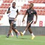 Hatayspor-Erzurumspor maçına koronavirüs engeli