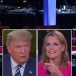 Sunucu Trump'ı köşeye sıkıştırdı: Şu an hatırlamıyorum