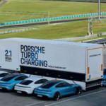 Porsche'den şarj sorununa mobil çözüm