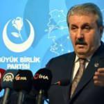 Mustafa Destici: Katil Ermenistan hırsını sivillerden almaya çalışıyor
