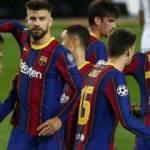 Barcelona, 4 futbolcusunun sözleşme süresini uzattı
