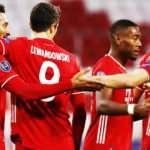 Bayern Münih, Atletico Madrid'i dağıttı!