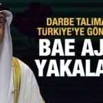 Birleşik Arap Emirlikleri'nin Türkiye'deki casusluk oyunları