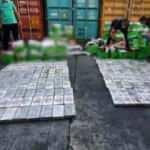 Brezilya'dan gelen gemide 220 kg kokain ele geçirildi!