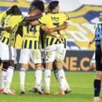 Fenerbahçe'ye yan bakılmıyor! İkinci yarıda coştu