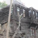 Hulusi Kentmen'in evine restorasyon