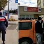 Kovid-19 testi pozitif olan kişi dayısının HES koduyla yolculuk yaparken yakalandı