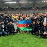 'Maçlarımızı kardeş ülke Türkiye'de oynamak istiyoruz!'