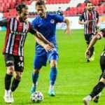 Samsunspor ikinci yarıda açıldı