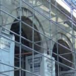 Topkapı Sarayı'nda bulunan Fatih Köşkü'nün kubbeleri orijinaline çevrilecek