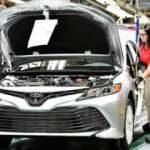 Toyota'nın üretimi 9 ayda ilk kez arttı