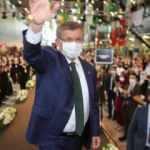 Ahmet Davutoğlu, Gelecek Partisi 1. Olağan Kongresi'nde genel başkanlığa seçildi