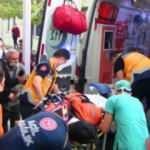 Balıkesir'de yıldırım çarpması sonucu 4 kadın yaralandı