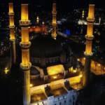 Bu akşam tüm minarelerden salavatlar yükselecek