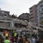 Enkaz altındaki Günay ile kurtarma personeli arasında yürek burkan konuşma