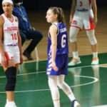 FIBA'da forma giyen işitme engelli Çağla dünya tarihine geçti