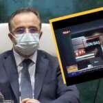 İçişleri Bakanlığı Sözcüsü Çataklı'dan Tele1 sunucusunun iftirasına tepki