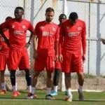 Sivasspor'a Maccabi Tel-Aviv öncesi iki iyi haber